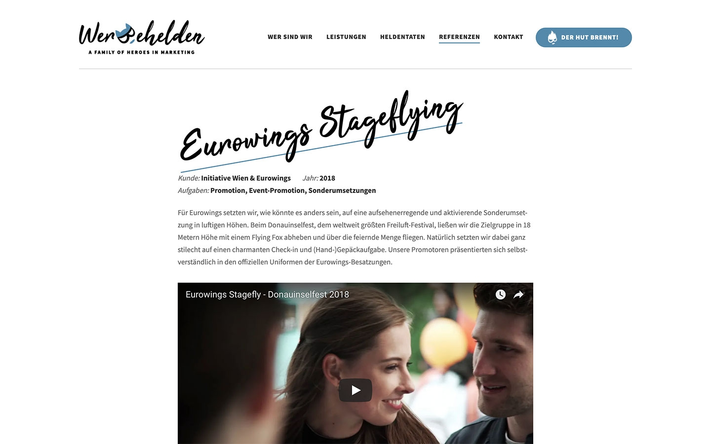 Werbehelden | werbehelden.com | 2019 (Screen Only 04) © echonet communication