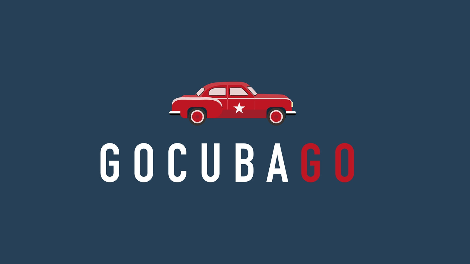Go Cuba Go | gocubago.com | 2018 (Logo No 02) © echonet communication GmbH