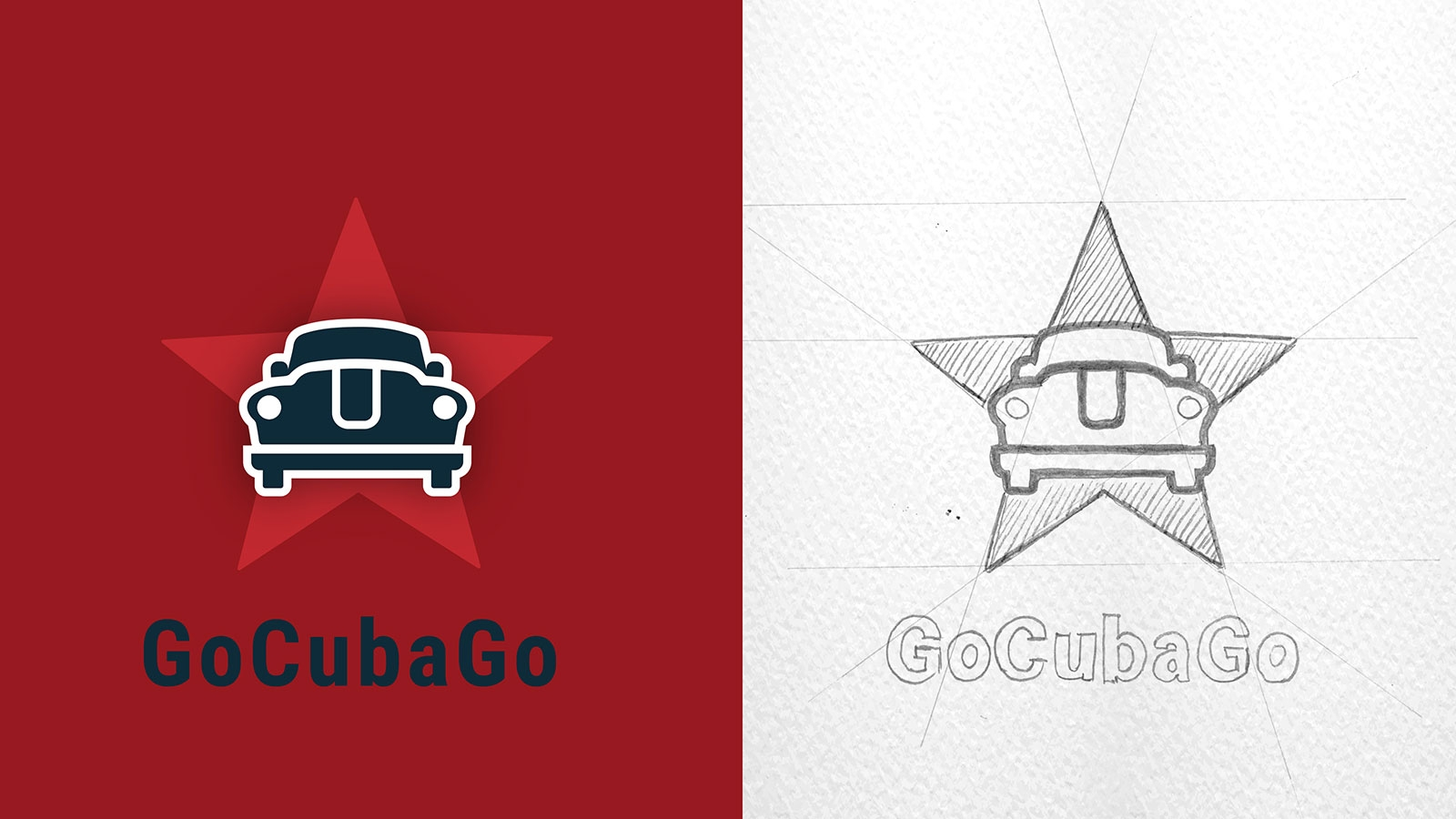 Go Cuba Go | gocubago.com | 2018 (Logo + Scribble) © echonet communication GmbH