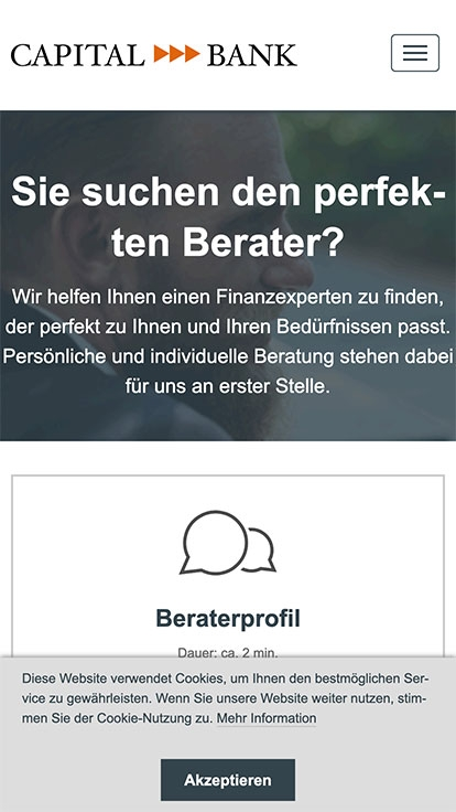 Perfekter Berater | perfekterberater.at | 2017 (Phone Only 08) © echonet communication